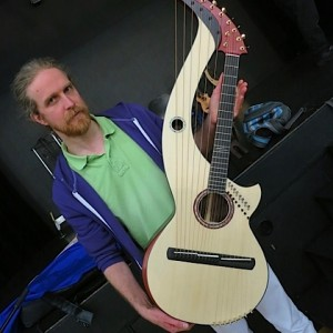 25.Cedric Verglas with harp guitar2
