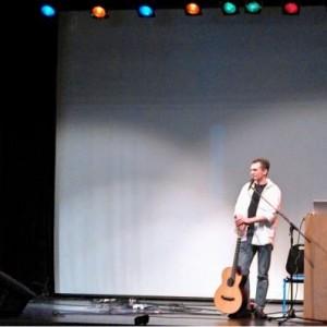 28.Stephen Sedgwick harp guitar Lecture