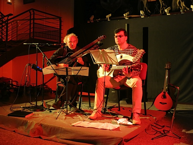 47.Yaouen and John Doan in Concert