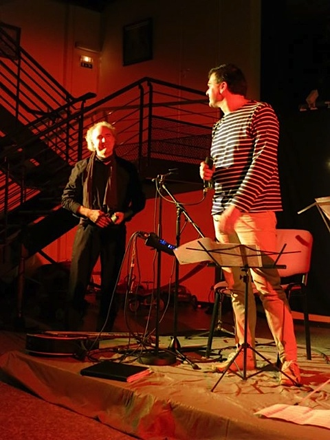 49.John Doan and Yaouen -Concert 11 mai 2013 -Musée du Jouet Colmar - France.