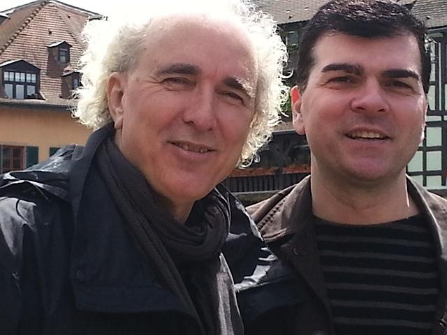 John Doan and Yaouen
