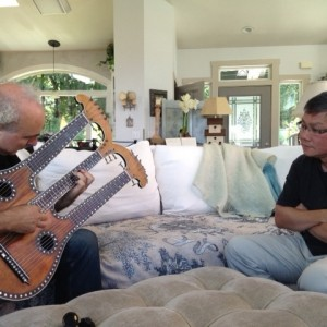 Harp Guitar Retreat 2013 John Harpo Joshua