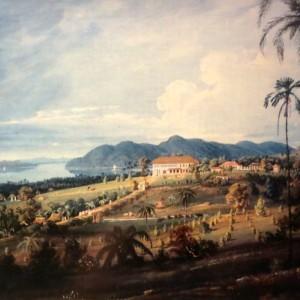 1. Malaysia Painting 19th century