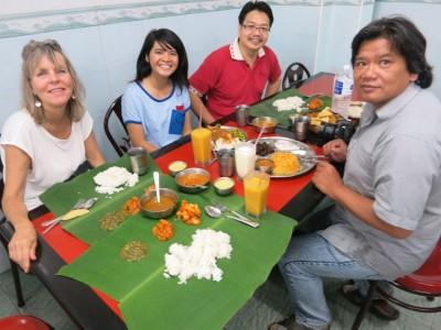 13. Penang, Malaysia Food Leaf Tinh Mahoney John Doan