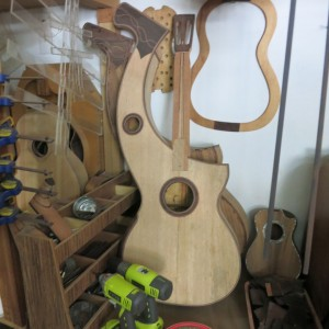 19. Jeffery Yong Harp Guitars