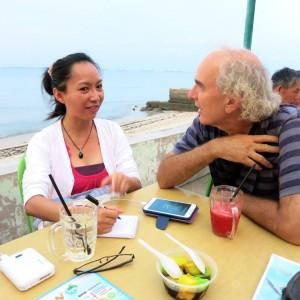 26. Penang, Malaysia Interview Carolyn Khor John Doan