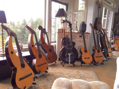 2. Harp Guitar Retreat Harp Guitars