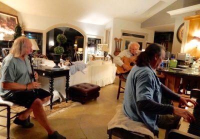 9. John Doan's Harp Guitar Retreat Night Jam