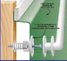 Solid-Mount-Hardware-For-Fiberglass-Shower