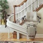 Curved-Stair-Lift-Atlanta-Home-Mods-Alpharetta