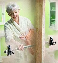Atlanta Home Modifications Secure Mount Hardware Grab Bar