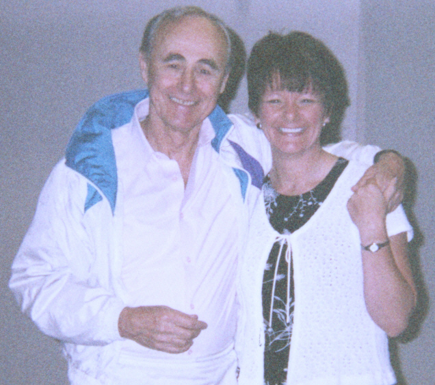 Jan Luther, EFT Founding Master and Gary Craig, Founder of EFT