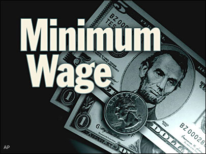 What is the minimum wage rate in San Francisco, California?