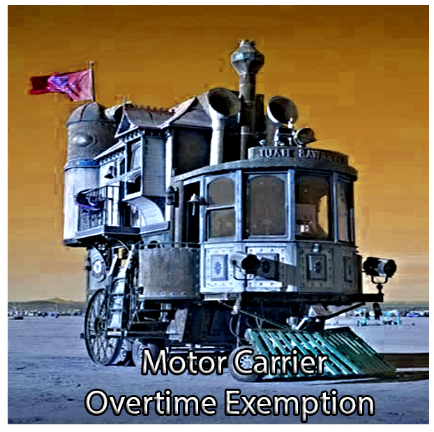 Applicability of the Motor Carrier Act Exemption to California Bus Drivers for Purposes of Federal Overtime Pay.