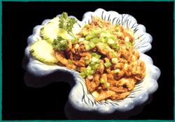 komol-thai-restaurant-garlic-chicken