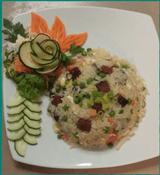 komol-thai-restaurant-thai-sausage-fried-rice