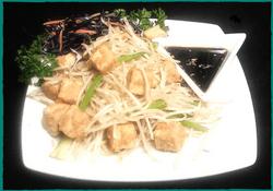 Komol Thai Restaurant - Daikon Pancake