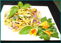 Komol Thai Restaurant - Herbal Salad