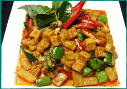 Komol Thai Restaurant - Vegetarian Hot and Spicy