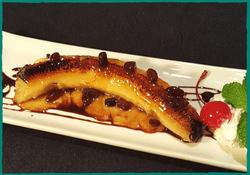Komol Thai Restaurant - Fried Banana 5