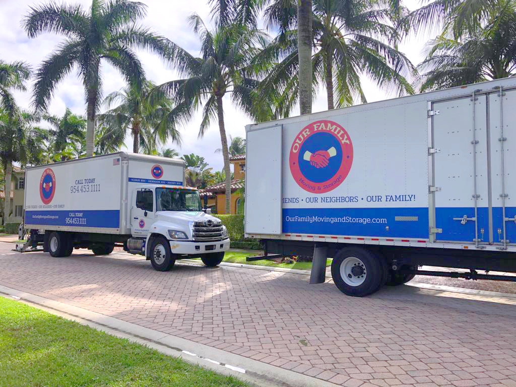 Our Family Trucks