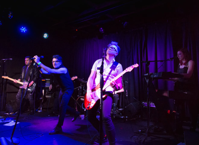 Debut show: Molly Malone's 04-08-16