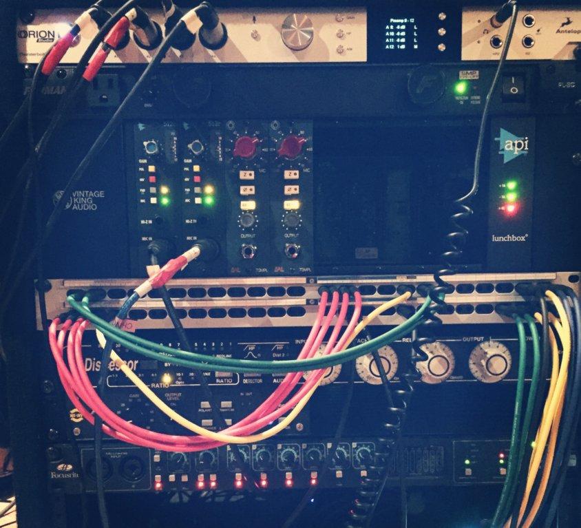 Recording (2016-17)