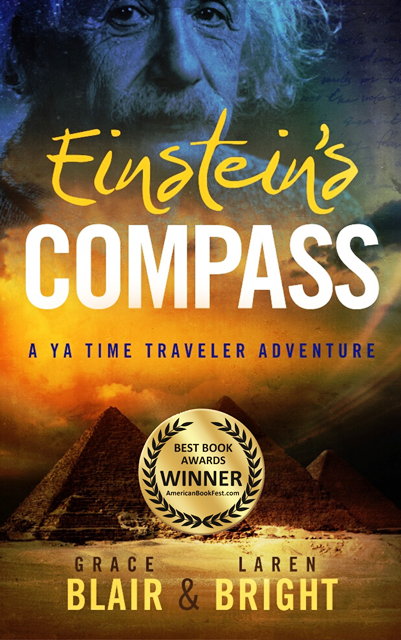 Einstein's Compass – A YA Time Traveler Adventure