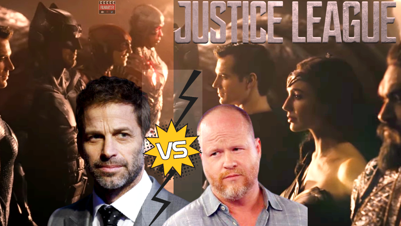 justice league synder cut vs whedon cut