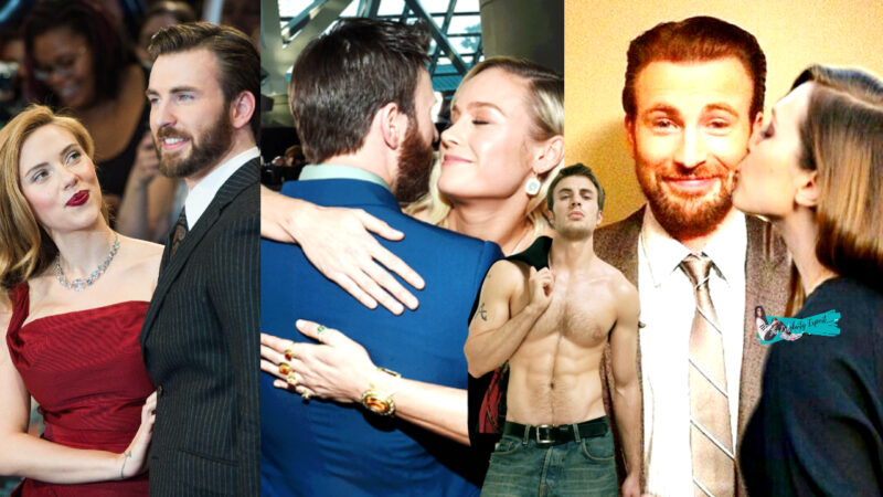 five reason to fall in love with chris evans