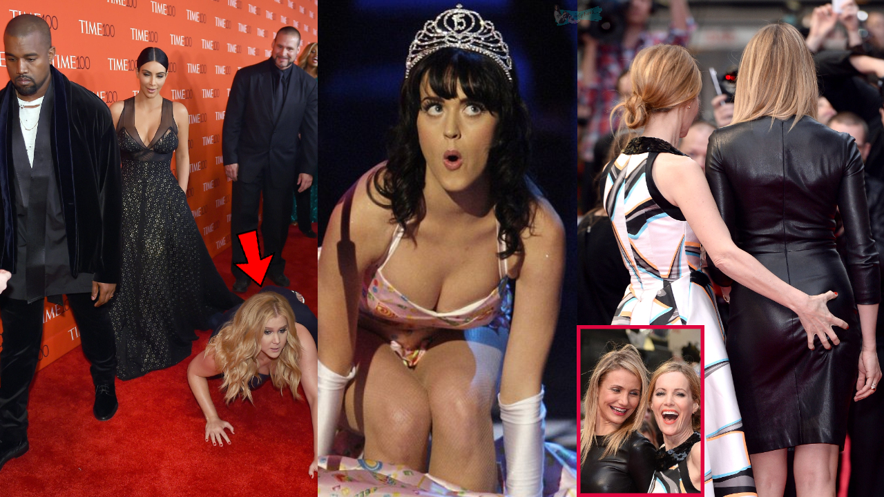 Celebrities Biggest Cringe Moments