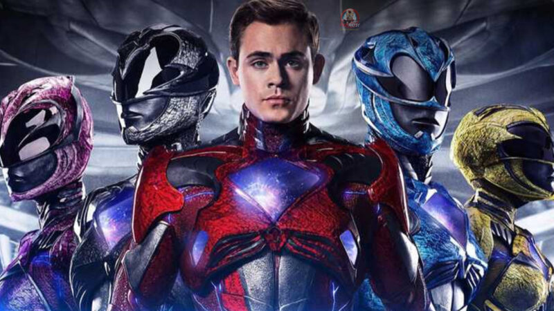 power rangers movie update