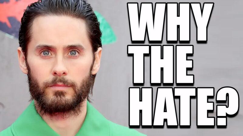 Jared Leto Hate