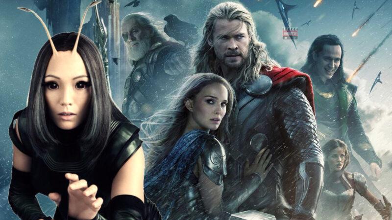 Thor the dark world cast