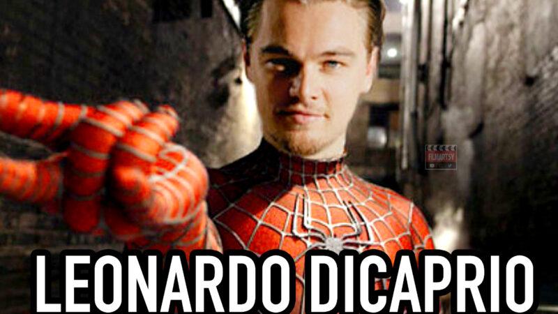 leonardo dicaprio in spiderman 3