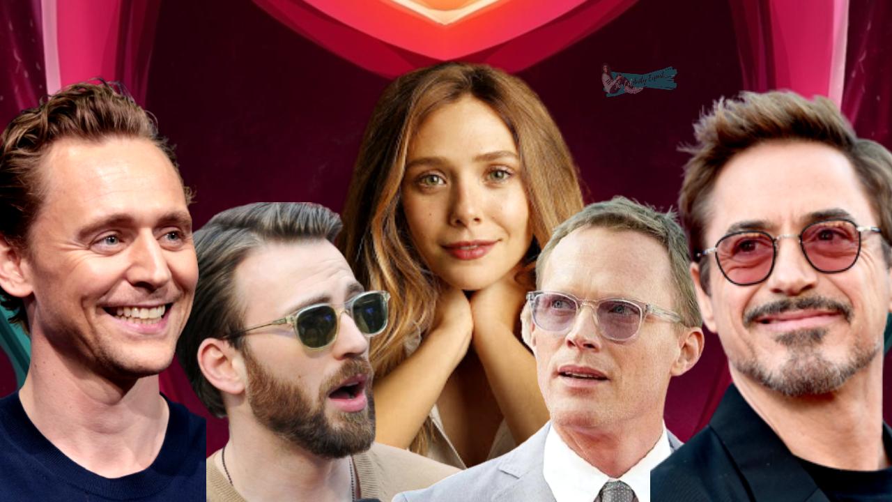 Celebrities Talking About Elizabeth Olsen