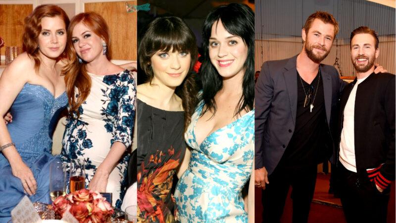 celebrities mistaken for other celebrities