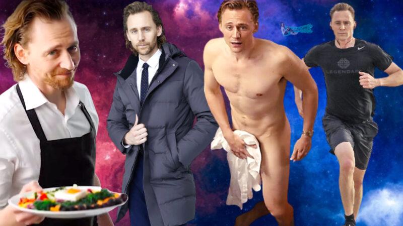 Tom Hiddleston Funny Commercials