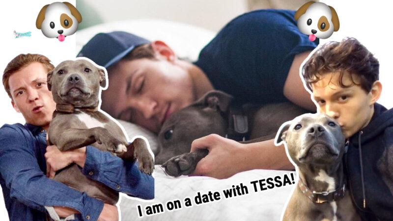 Tom Holland And Tessa