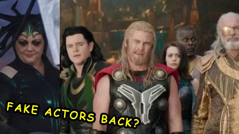 Thor 4 leaked set photos