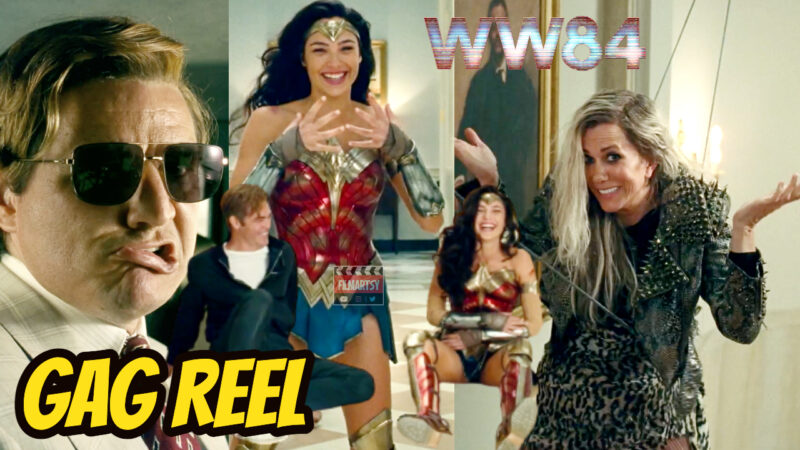 wonder woman 1984 behind the scenes