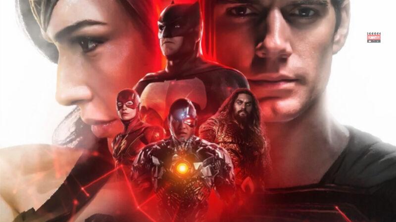 Zack Snyder Justice ELague