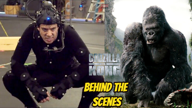 Godzilla Vs Kong Behind The Scenes