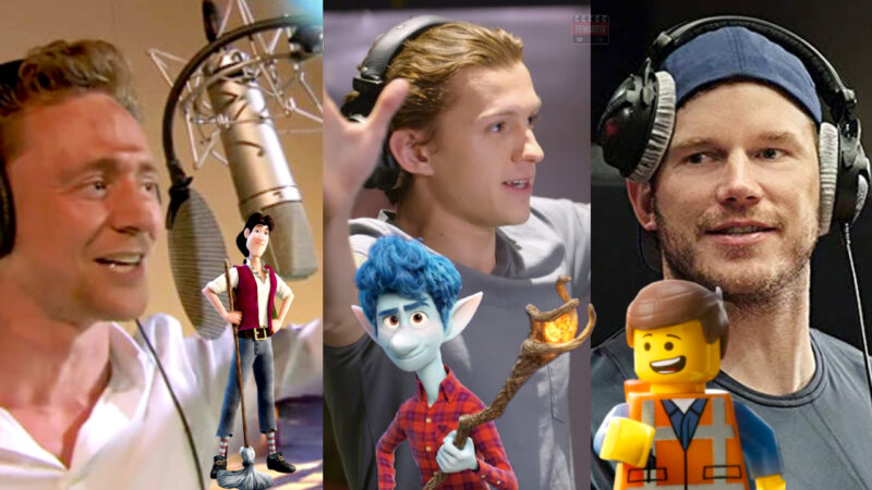 Marvel Actors Who Do Voice Acting