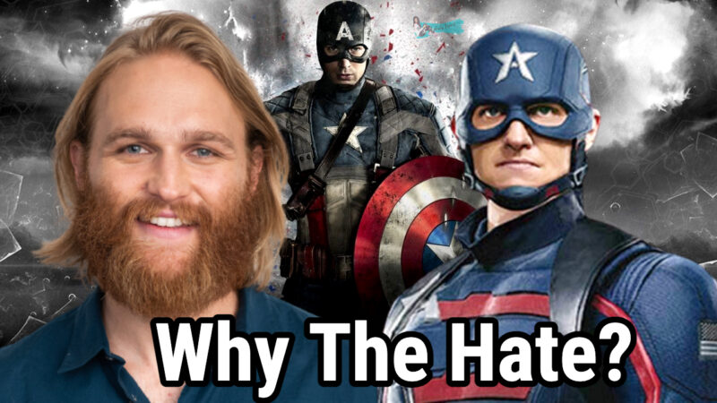 Why people hate the new captain america