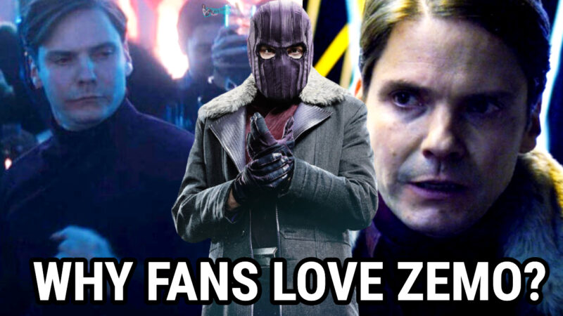 why fans love zemo