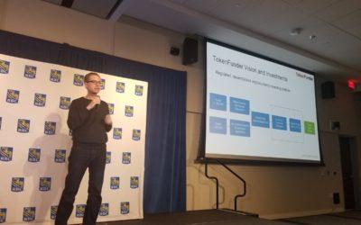 TokenFunder CEO Alan Wunsche presents at FintechTO