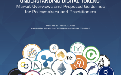 "TokenFunder Featured in ""Understanding Digital Tokens: Market Overviews and Proposed Guidelines for Policymakers and Practitioners"""