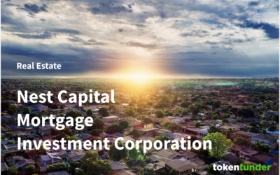 TokenFunder Launches Canada's First Regulated Tokenization of a $50M Real Estate Lending Offering