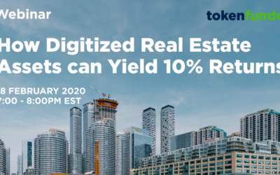 Real Estate Meets Digital Assets on TokenFunder's Leading Investing and Trading Platform